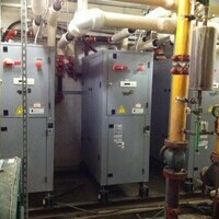 Fancy new AC chiller unit to increase sustainability of Tower Residence