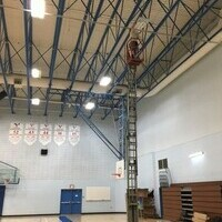 150 LEDs in gym make big energy impact