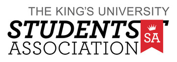 Logo for The King's University Students Association