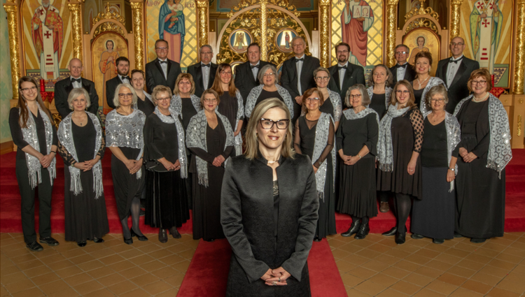 King's choral director takes first place finish at national competition