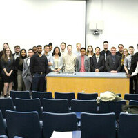 Leder Students Bring Solutions to the City During Construction in Internal Case Competition