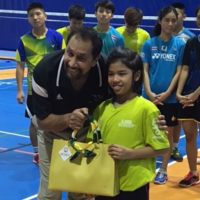King's coach recruits in Thailand