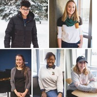 5 King's U student stories of 2017