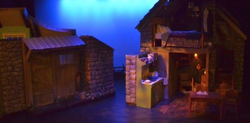 vanHeyst's award-winning set design for Outside Mullingar