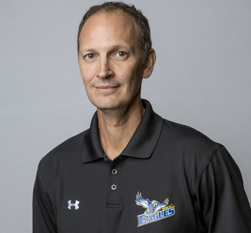 Men's Volleyball Head Coach, Phil Dixon