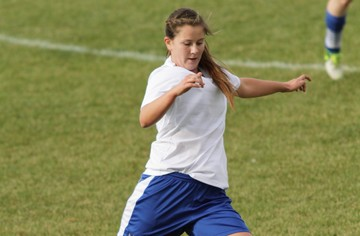 Alex Velsink, Women's Soccer and National Scholar award recipient