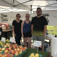 Leder Student Brendan Gains Management Experience During Internship with Steve and Dan's Fresh B.C. Fruit