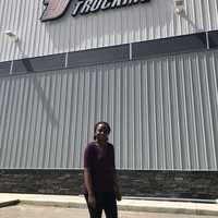 Leder student Bwalya Chisanga Kashimoto completes her internship as an audit assistant at TJ Trucking Company