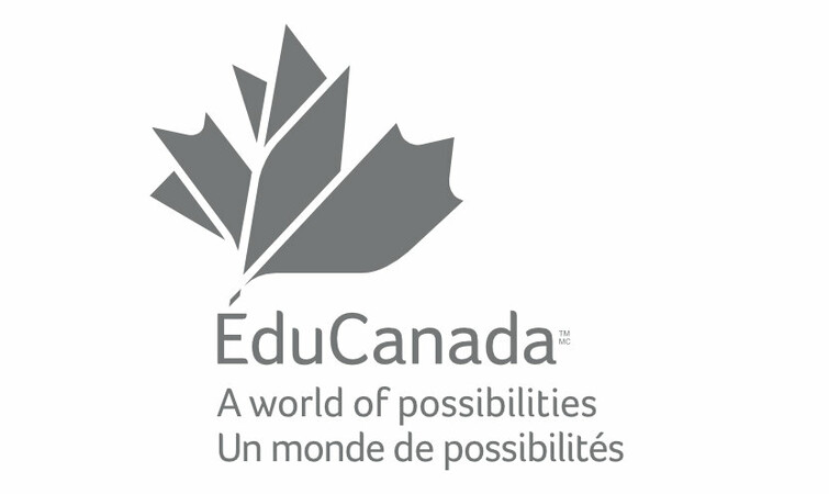 Edu Canada Logo, A world of possibilities