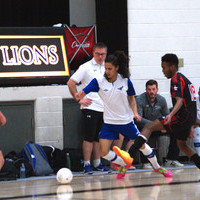 Futsal comes to King's