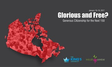 Glorious and Free? Generous Citizenship for the Next 150