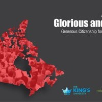 "King's announces ""Glorious and Free?"" conference Jan. 18-19"