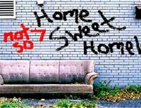 Home (not so) Sweet Homeless