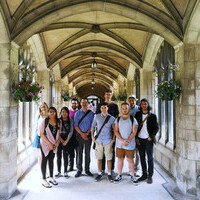 King's participates in ICS led undergraduate workshop, joint course