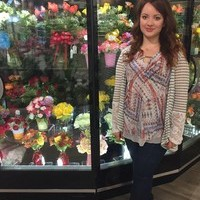 Business Student Creates Business Plans for Local Flower Shop