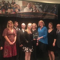 King's recognized for leadership in inclusion of individuals with developmental disabilities