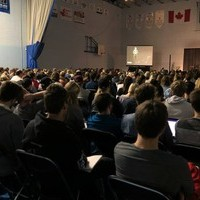 Challenging society's ideas about success: King's conference explores blessed living in a broken world