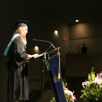 Message From The Graduates - Ms. Ryleigh Jacobs