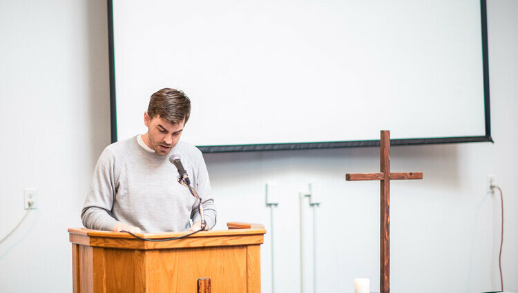 Hope and Fear: An Easter Devotional on the Gospel of Mark, from Campus Minister Tim Wood