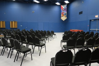 Rent Nicholas B. Knoppers Hall at King's, perfect for recitals, concerts, drama productions and banquets.