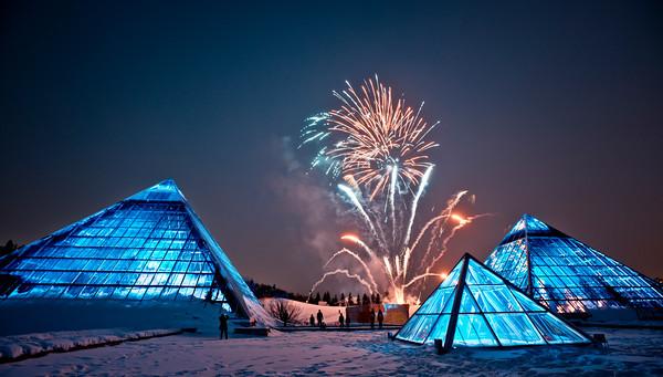 Edmonton casino new years