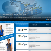 Eagles Athletics launches new website