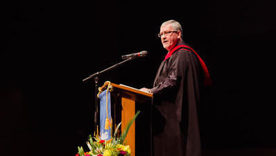 Graduation 2017 at The King's University