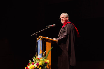 Convocation Address: Roy Berkenbosch