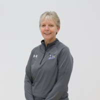 Grace Scott awarded Volleyball Coach of the Year