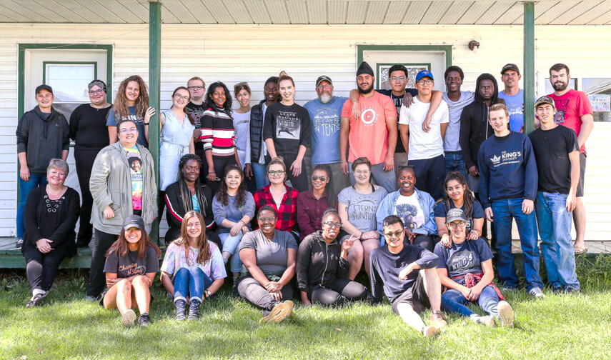 Student Leadership and Staff Team