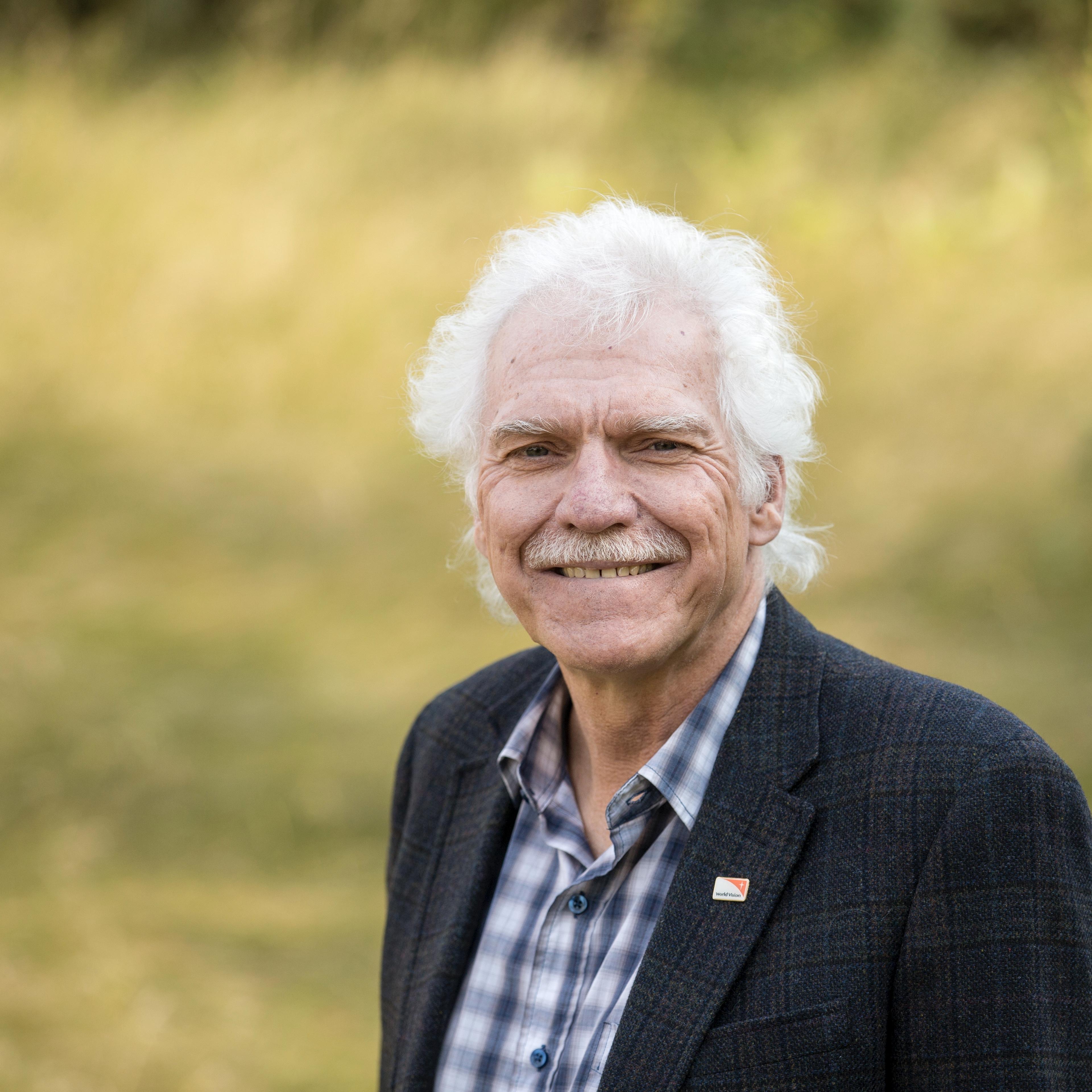 King's ENVS professor, Dr. Hary Spaling