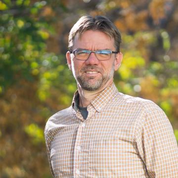 King's professor, Dr. Will Van Arragon