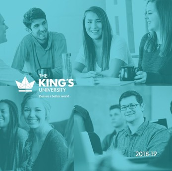 Learn about the academics, athletics, extra-curricular opportunities, and student life that King's has to offer.