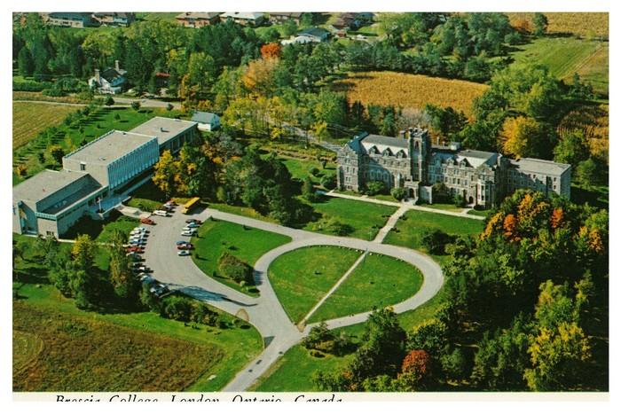 Brescia College, London, Ontario, Canada: Library ...